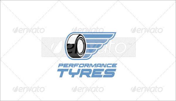 Transport Tyres Logo Design