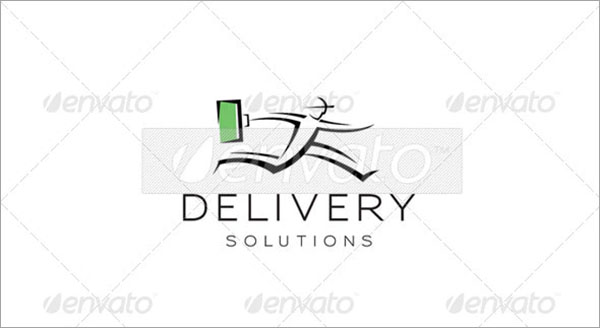 Transportation Delivery Logo
