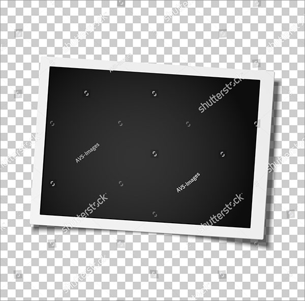 Vector Template Photo Design