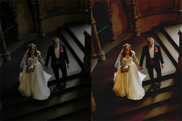 Wedding Tones Lightroom Presets