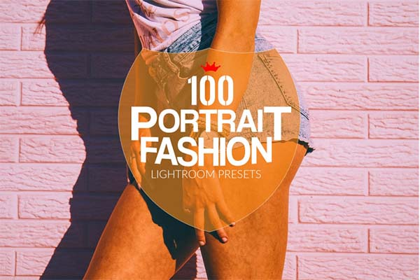 200 Portrait Fashion Lightroom Presets