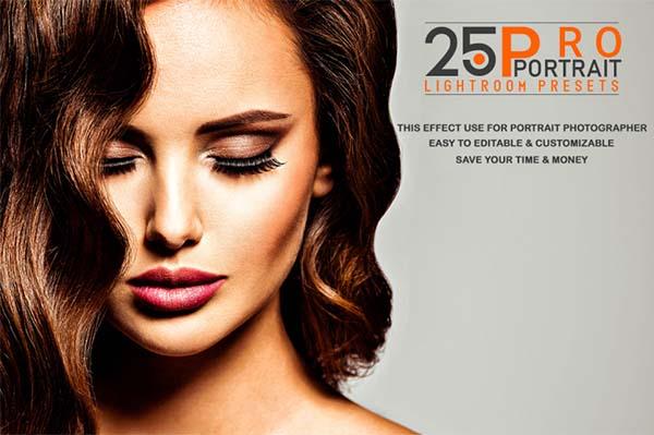 Portrait Pro Lightroom Presets