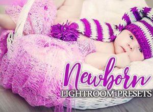 Baby Lightroom Presets
