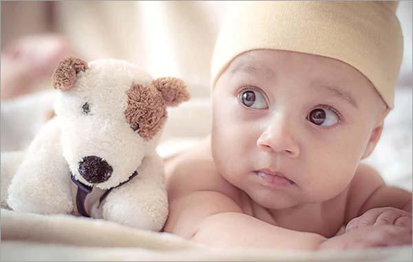 Baby Lightroom PSD TIF Presets