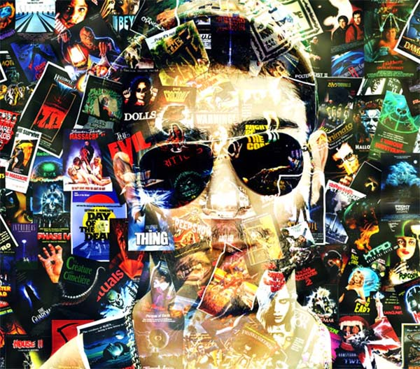 Collage Music Art Photoshop Action