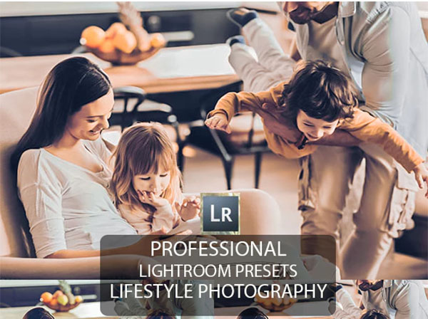 Colorful Lifestyle Lightroom Preset