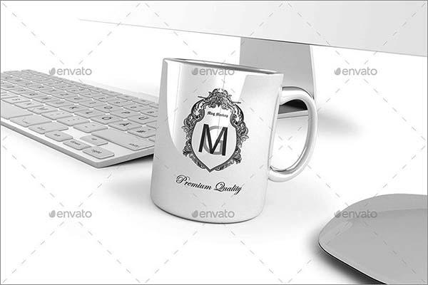 Cup Mug PSD Mockups