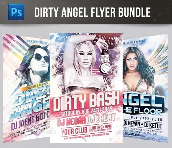 Dirty Angel Flyer Bundle