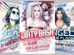 Dirty Flyer Templates