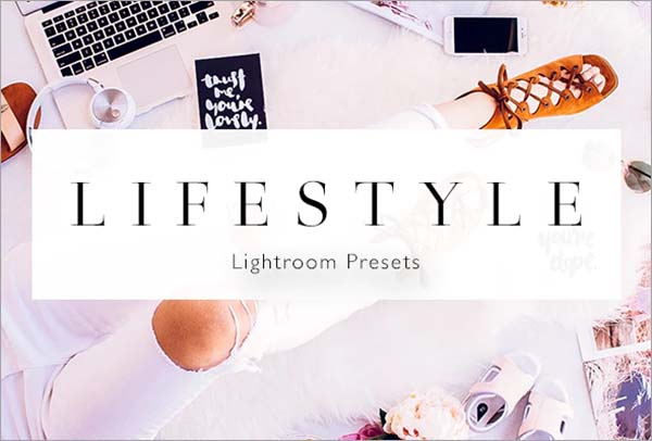 Fashion Lifestyle Lightroom Presets