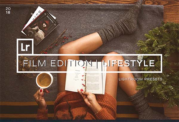 Film Lifestyle Lightroom Preset