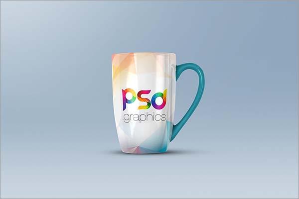 Free Branding Coffee Mug Mockup