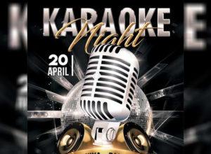Free Karaoke Flyer Templates