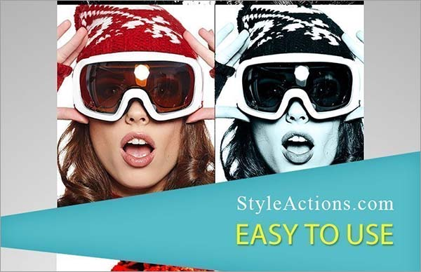 Free Selective Color PSD Actions