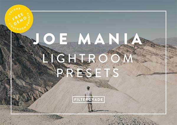 FreeLightroom Presets Sample from Joe Mania