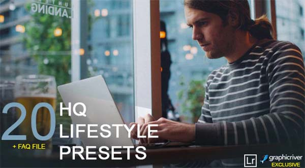 HQ PSD Lifestyle Lightroom Preset