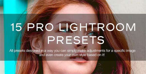 Insta Portrait 15 Lightroom Presets