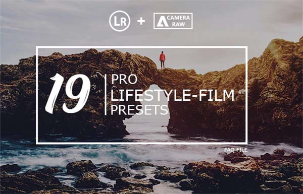 Lifestyle Film Lightroom Presets & Camera Raw