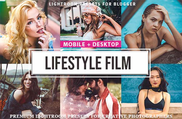 Lifestyle Film Lightroom Preset