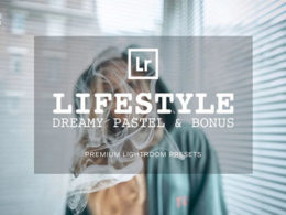 Lifestyle Lightroom Presets