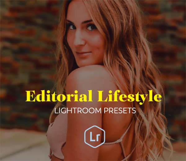 Lifestyle Portrait Lightroom Presets