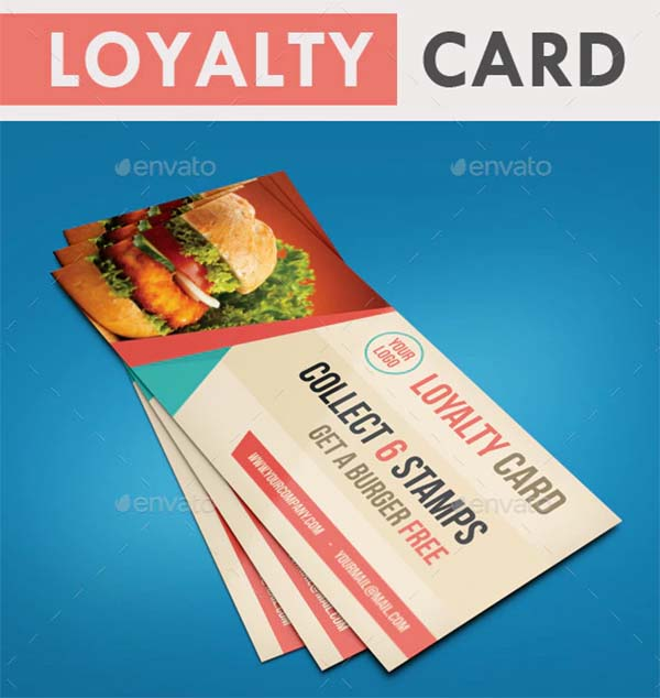 Loyalty Card Template