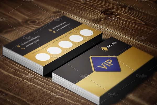 Loyalty & VIP Invitation Card Template
