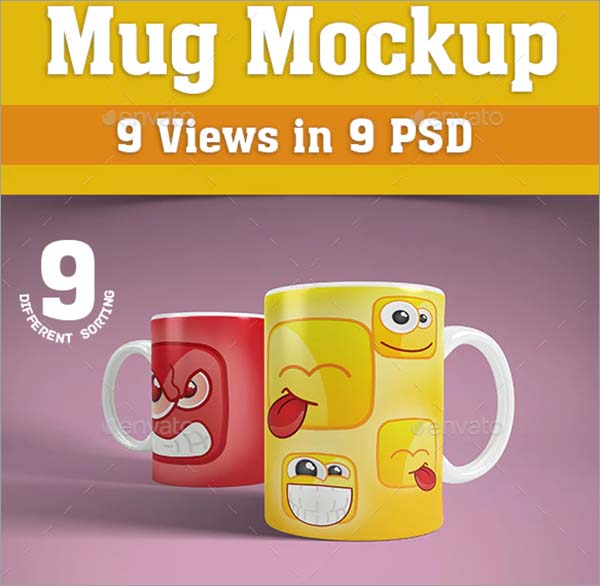Mug Branding Mock-up