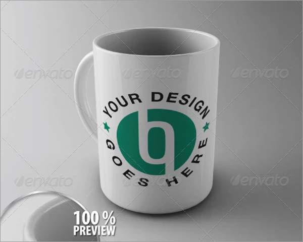 Mug Graphic Mockup