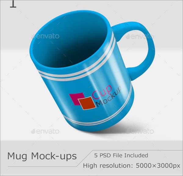 Mug Mockup Design Cup