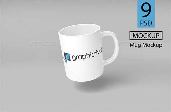 Mug Mockup Download