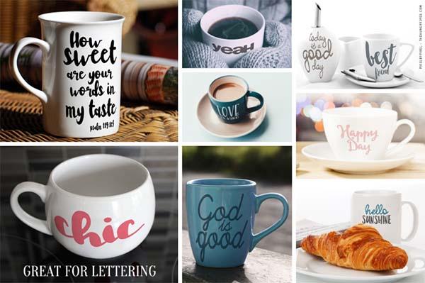 Mug Mockups Collection