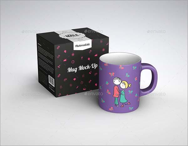 Mug PSD Mockup