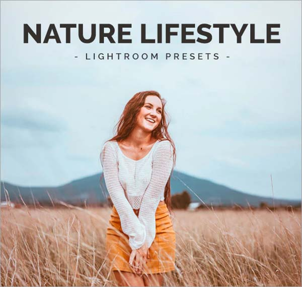 Nature Lifestyle Lightroom Preset