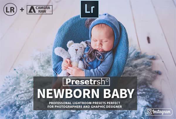 Newborn Lightroom & Camera Raw Presets
