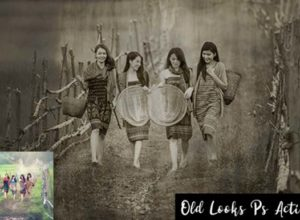 Old Photoshop Actions