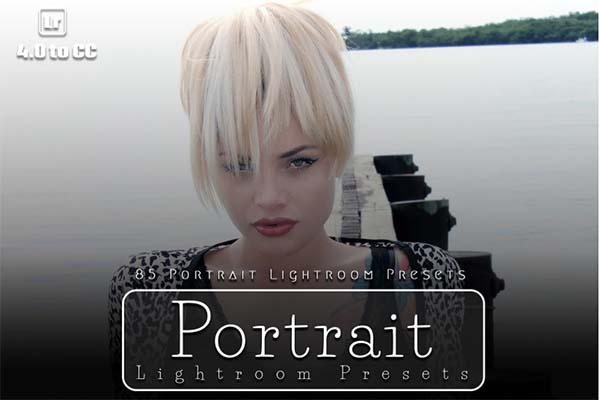Portrait PDF,LR TEMP, Lightroom Presets