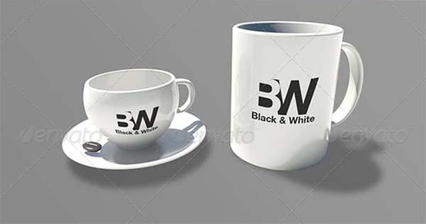 Mug Photoshop Mockups