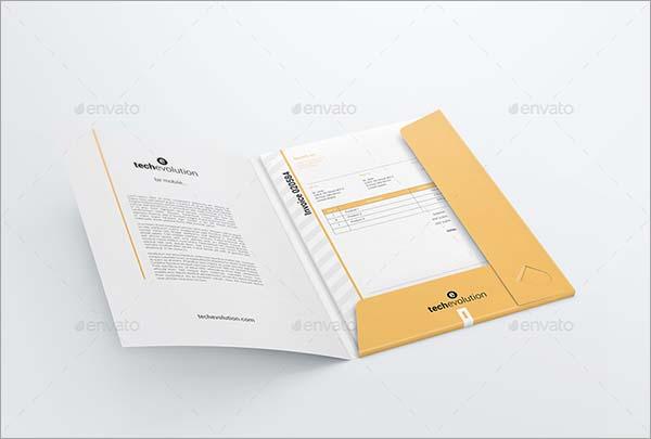 Paper Folder Mockups