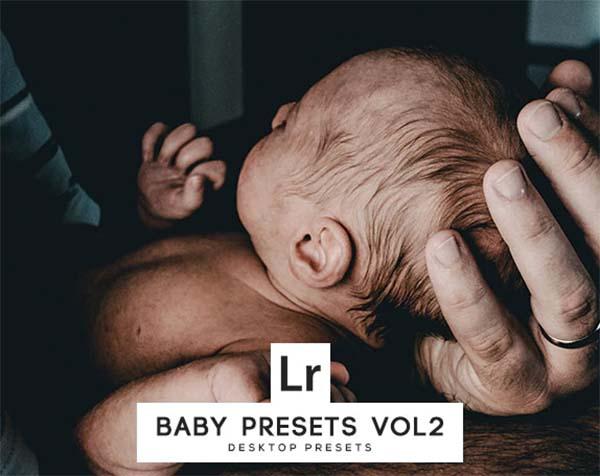 Photoshop Baby Lightroom Presets Files