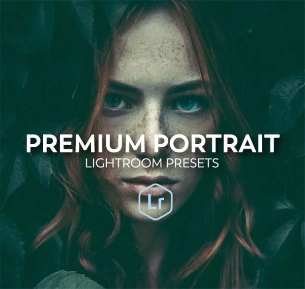 Portrait Lightroom Presets Workflow