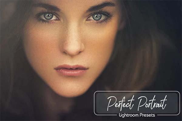 Portraits Lightroom Presets PSD