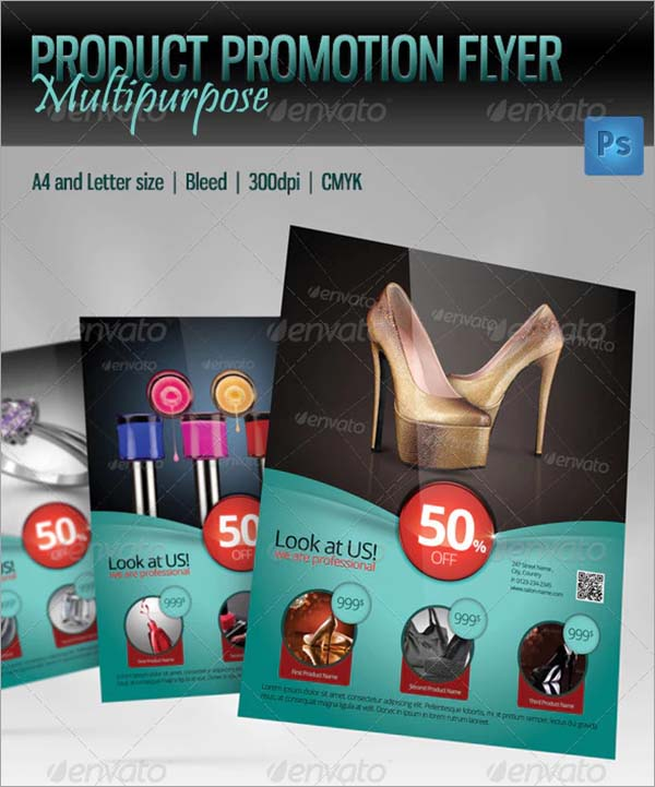 Product Flyer Multipurpose Template