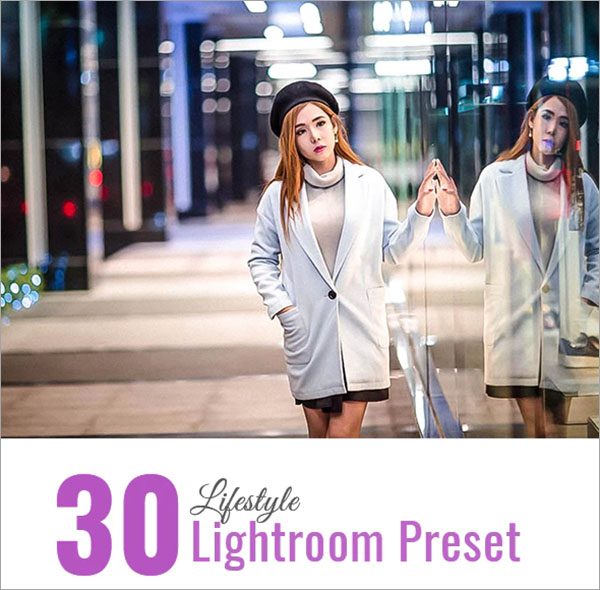 Professional Lifestyle Lightroom Preset