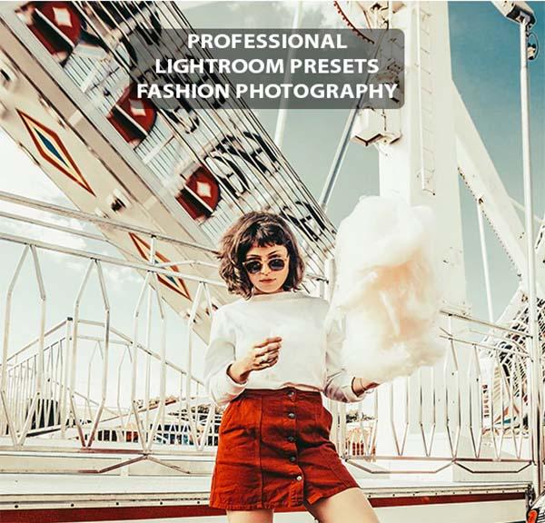 Professional Portrait Lightroom Presetss