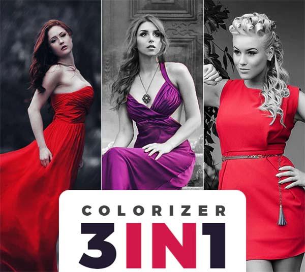 Selective Colorizer Action Bundle