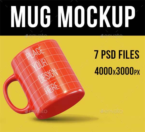 Smart Mug Mockup