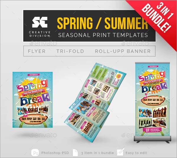 Summer Spring Bundle