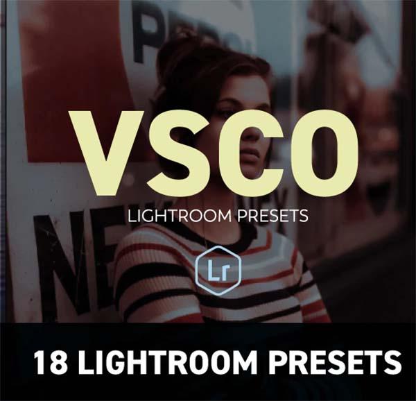 Portrait Lightroom Presets VSCO,TIFF, JPG Files