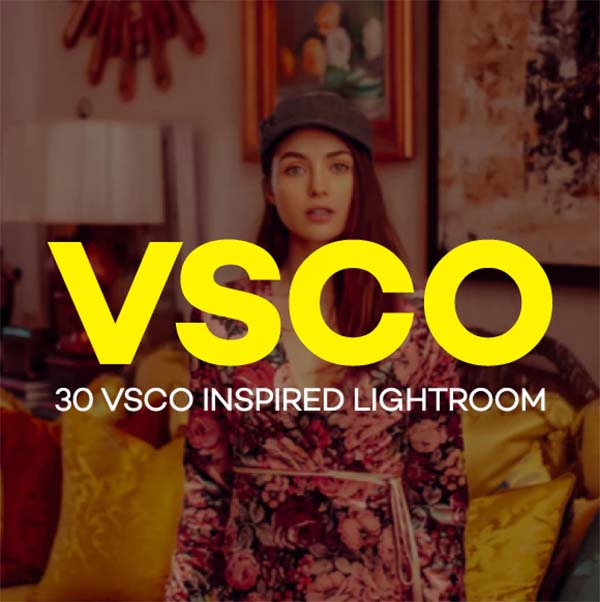 31+ Vsco Lightroom Presets - Free & Premium Photoshop Downloads